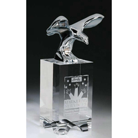 Crystal Mighty Eagle Award