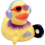 Mr. DJ Duck