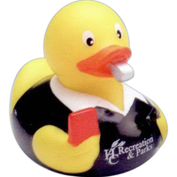 Referee duck
