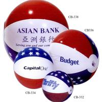 Patriotic ball