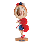 Cheerleader bobblehead