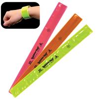 Reflective Safety Slap Bracelet