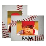 Baseball Paper Easel Frame