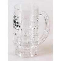 Plastic 14-ounce mug