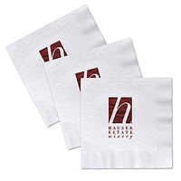 Custom Beverage Facial 2 Ply Napkin