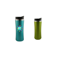 14oz Laguna Stainless Steel Tumbler, four color process