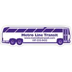 Charter Bus Magnet