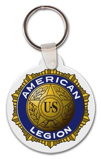 American Legion Key Tag