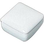 Square miniature tooth fairy box