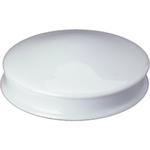 Plain round box