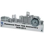 Custom Shaped Replica Clock