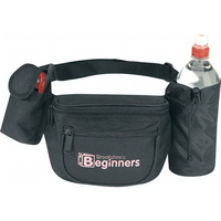 Fanny Pack with Bottle Holder & Cellular Phone Pouch