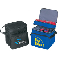 Deluxe Poly Cooler with Lunch Bag