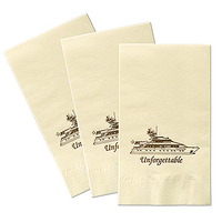 Lite-Tone Dinner Facial 2 Ply Napkin