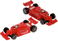 Indy style die cast 3 inch race car