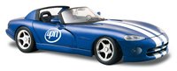 "1/24 scale 7""x2-1/2""x3"" 1997 Dodge Viper Rt/10 highly detail"