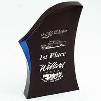 Luminary Surge Acrylic Award