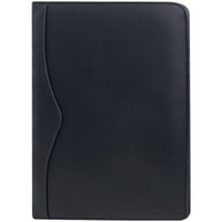 Leatherette Padfolio With Calculator