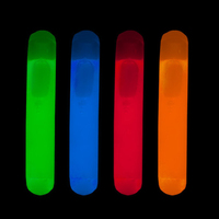Red Mini Glow light Stick Replacements