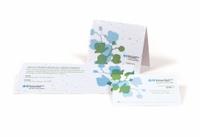 Premium Hawthorn Seed Paper RSVP Card