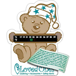 Baby Bear Room Thermometer