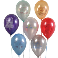 Pearlized Balloons