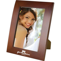Ferrara - Walnut Finish Photo Frame