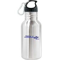 Oakley - 16 oz Stainless Steel Sports Bottle