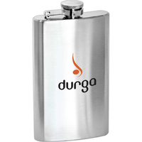 Lincoln - 5 oz Stainless Steel Hip Flask