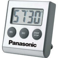 Large Display Stainless Steel Digital Timer