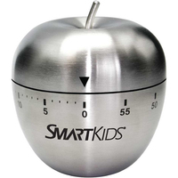Stainless Steel Winding Apple Timer