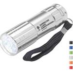 Blaze 9-LED flashlight