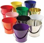 Color Metal Bucket