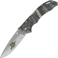 Buck Bantam BLW Camo Lockback Knife
