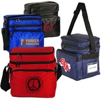 Dual Compartment 10-Pack Cooler