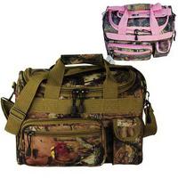 """Mossy Oak® camo 13"""" travel duffel"""