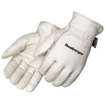 Premium grain cowhide driver glove with Thinsulate lining