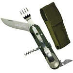 Multi-function camping tools