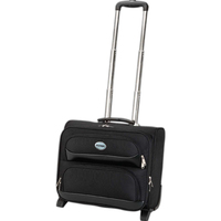 Rolling executive travel case