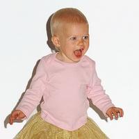 Baby Rib Long Sleeve Tee