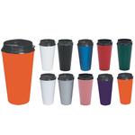 Infinity Tumbler - BPA Free Plastic 16 oz. USA Made