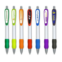 Promo II Retractable Pen with Full Color Imprint