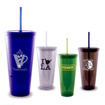 Grande Tumbler with Straw