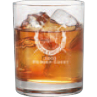 Aristocrat Double Old Fashioned Glass