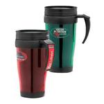 16 oz. Opaque Travel Mug