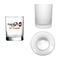 14oz Frosted Double Old Fashioned Tumbler