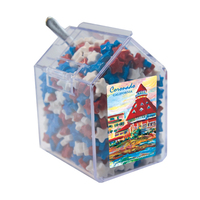 Candy Bin Dispenser with Candy Stars