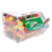 Large Candy Bin Dispenser with Jelly Beans
