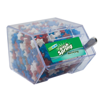 Large Candy Bin Dispenser with Candy Stars