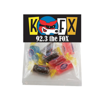 Large Candy Bag (with Header Card) with Jolly Rancher